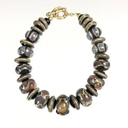 Galaxy Bead Bracelet #112