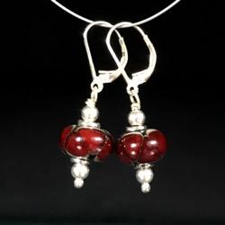 Earrings - Red #106